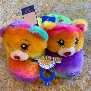 Build a bear slippers S 13/1